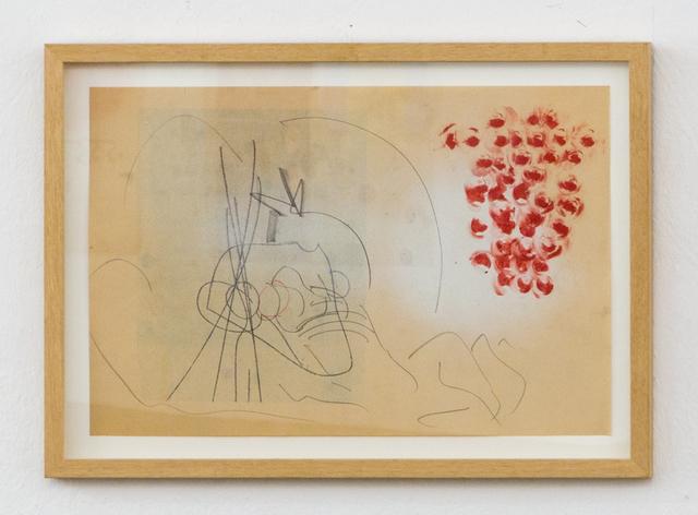 , 'The basics,' 2017, Christine König Galerie