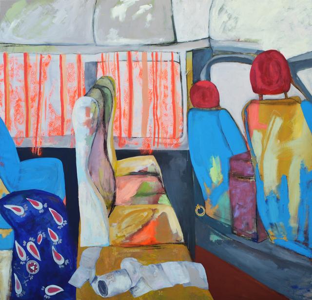 , 'Intimate Space #13,' 2016, Zawyeh Gallery
