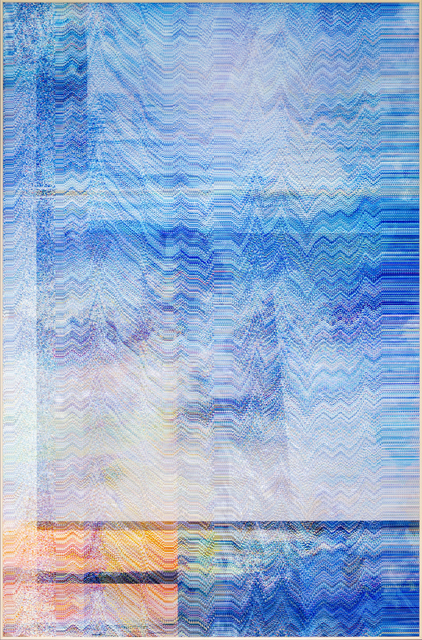 , '#Sea,' 2019, Contemporary Art Platform Kuwait