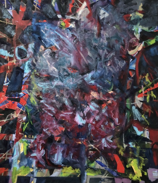 , 'Dust,' 2018, Anita Shapolsky Gallery