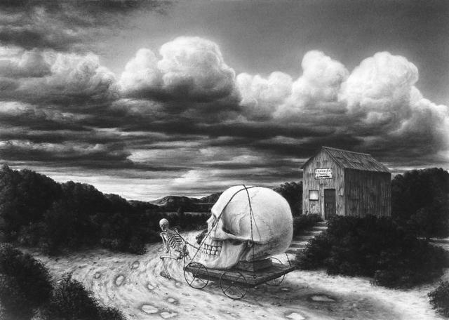 Steve Galloway, 'Load, [Transfer Yard]', 2009, ROSEGALLERY