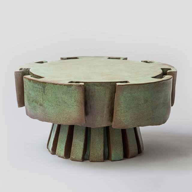 Floris Wubben, 'Green Reflection Table', 2019, The Future Perfect