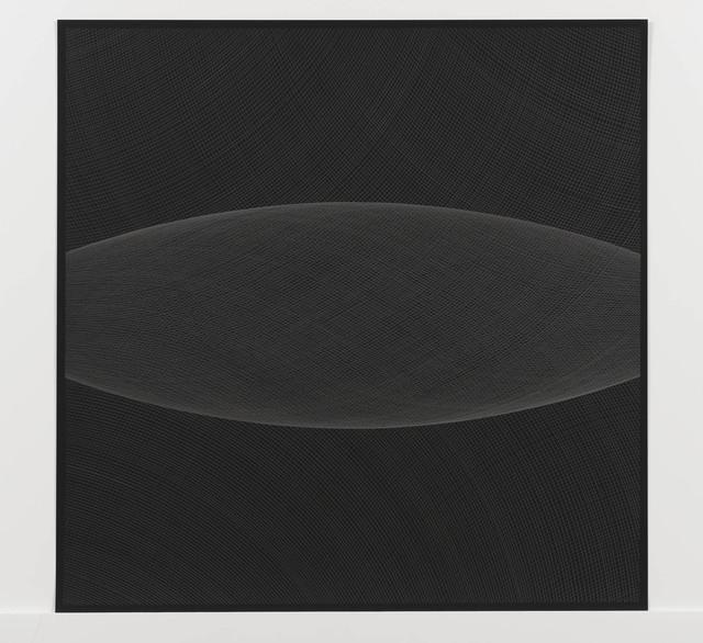 , 'Étude pour Dualité: Horizon,' 2016, Galerie Antoine Ertaskiran