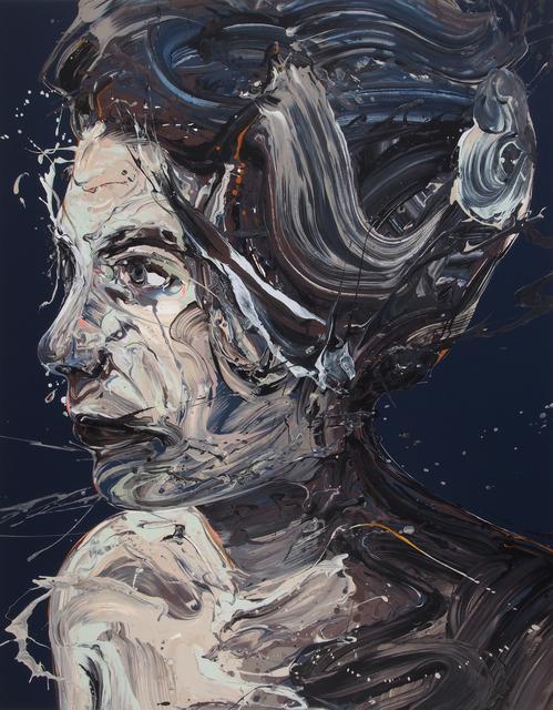 , 'Transcription 49 (She),' 2018, Joseph Nease Gallery