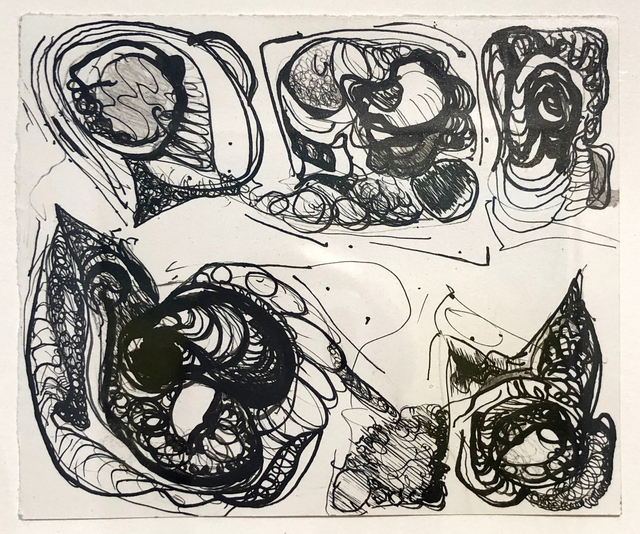 Sam Francis, 'SF61-064', 1961, Robert Green Fine Arts