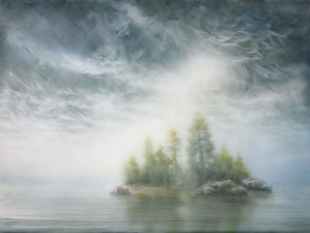 , 'Solitude,' 2019, Abend Gallery