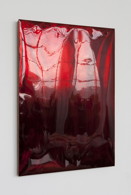 Timo Kube, 'Trust me (in red 2)', 2014, Galerie Gisela Clement