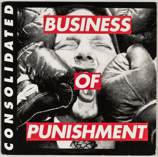 , 'Consolidated: Business of Punishment,' 1994, David Klein Gallery