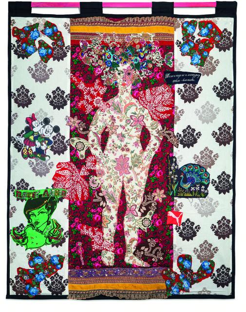 , 'Eve,' 2015, Voloshyn Gallery