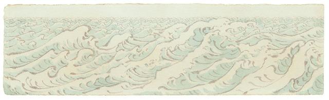 Masami Teraoka, 'Study for Sunset Beach', ca. 1988, Catharine Clark Gallery