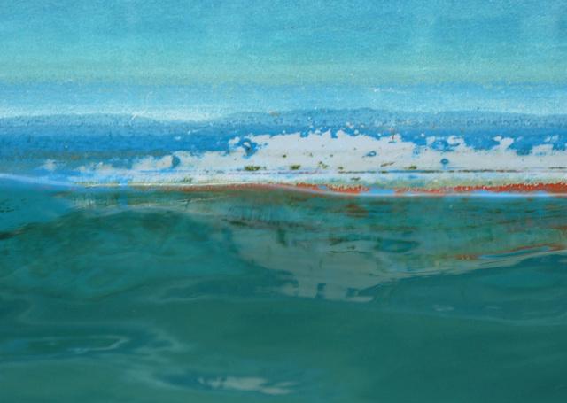 , 'Thin Red Line - Vintage Marina,' 2018, Dab Art