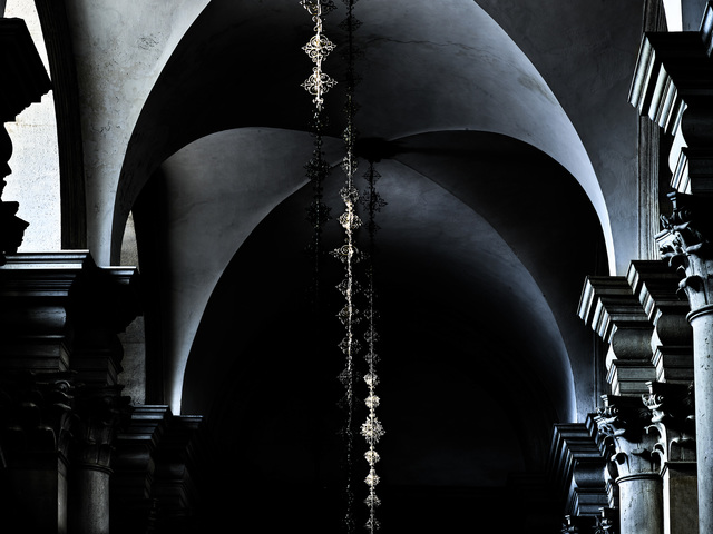 , 'San Giorgio Maggiore 1610 I,' 2017, Galerie Nikolaus Ruzicska