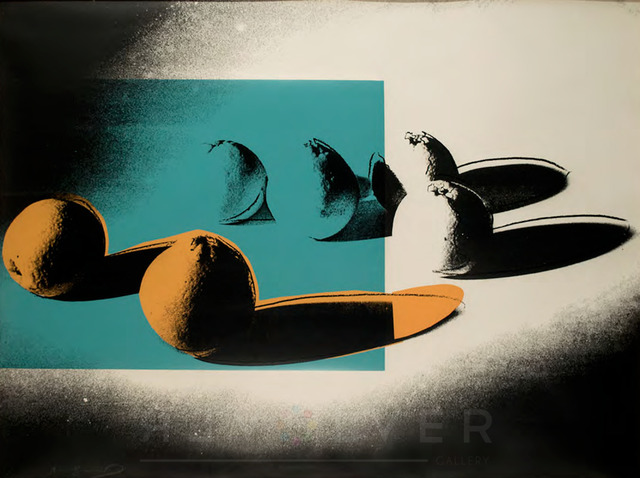 Andy Warhol, 'Space Fruit: Oranges (FS II.197)', 1978, Revolver Gallery