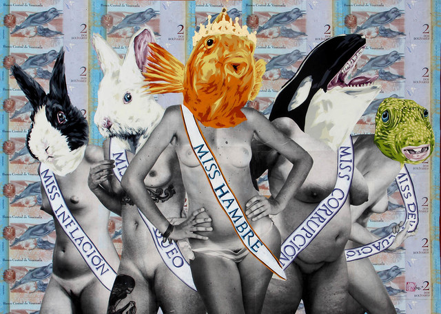 , 'Miss Venezuela,' 2018, Galerie SOON