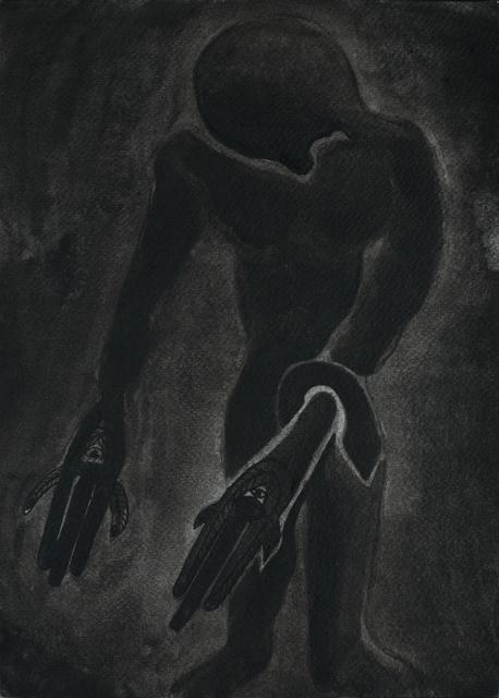 , 'An Interpretation of David's Prophetic Dream (My Cock),' 2016, Beers London