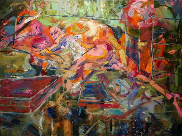 , 'Guard the Heart,' 2017, Linda Matney Gallery