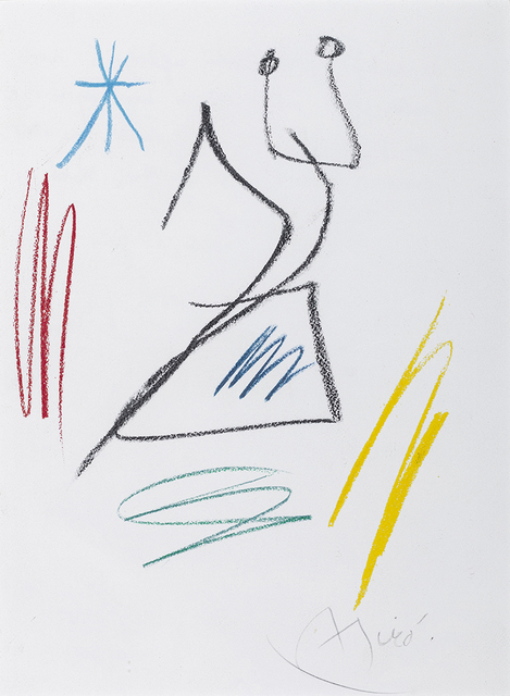 Joan Miró, 'Untitled', 1969, Galería Marita Segovia