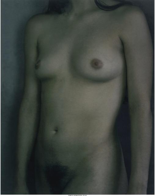 Annie Leibovitz, 'Mireille Radwan-Dana, Dancer, Mark Morris Dance Group, Clifton Point, Rhinebeck, New York', 1998, Heritage Auctions