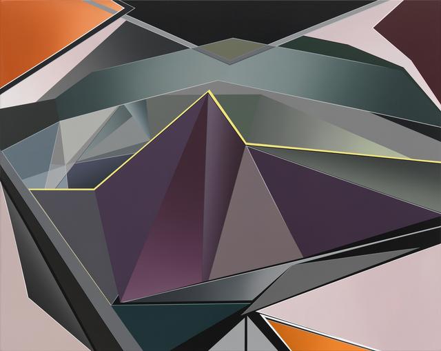 Tanja Rochelmeyer, 'Ohne Titel, WVZ 1813', 2013, Galerie Fahnemann