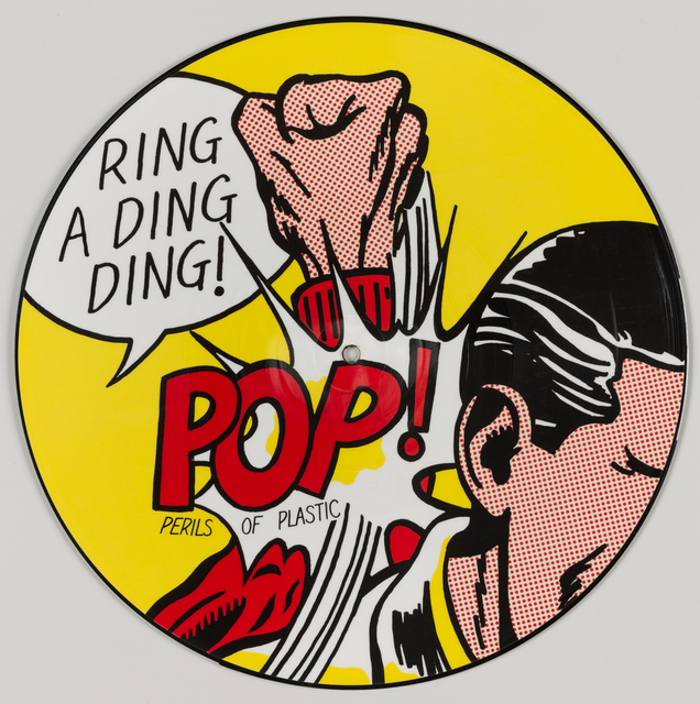 , 'Perils of Plastic: Ring A Ding Ding ,' 1986, David Klein Gallery