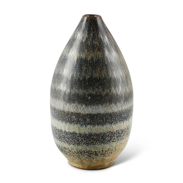 Arthur Andersson, 'Modernist vase with hatch effect banding ', 1950, Gallery BAC