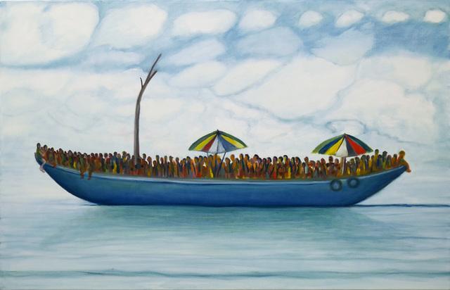 , 'Kilwa,' 2016, Rosenfeld Gallery