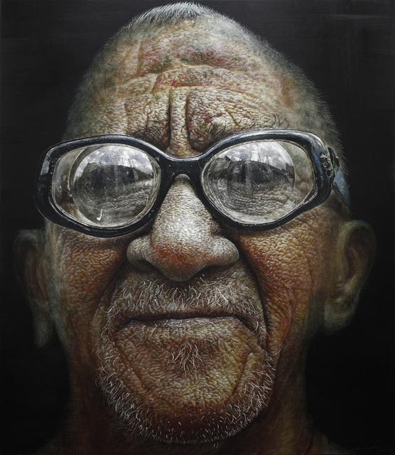 , 'Face,' , Galerie Bhak