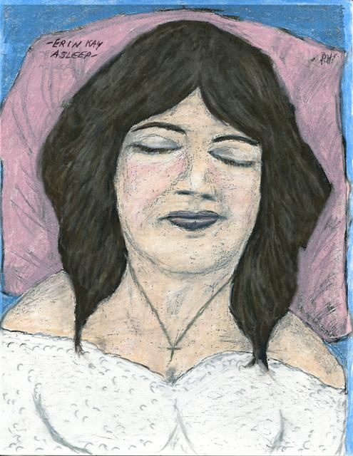, 'Erin Kay Asleep,' 1989-1996, FRED.GIAMPIETRO Gallery