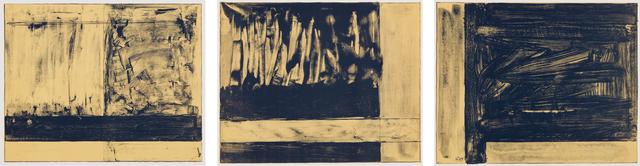 Günther Förg, 'Formen', 1987, Phillips
