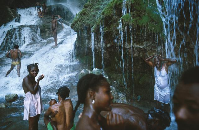 , 'Saut-d'Eau, Haiti,' 1987, Robert Klein Gallery