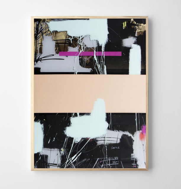 , 'Smile,' 2018, Oliver Cole Gallery