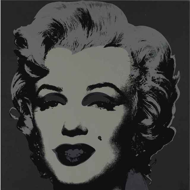 Andy Warhol, 'Grey Marilyn 11.24', 1970, Print, Serigraph, Leviton Fine Art