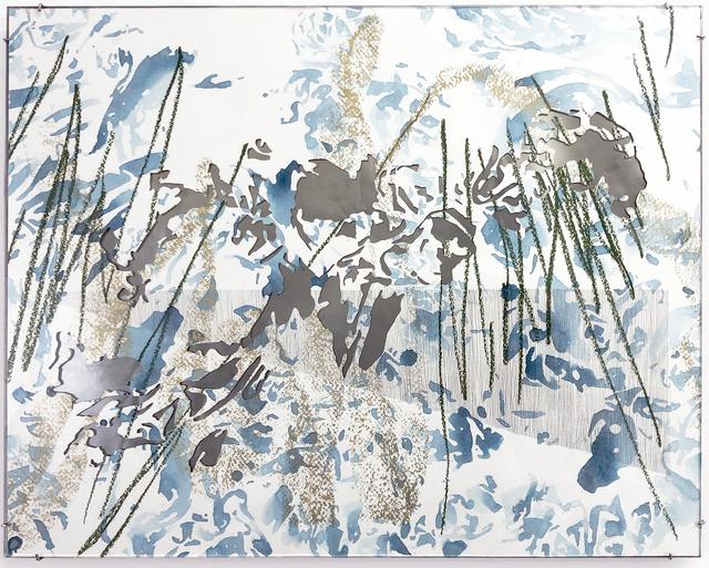 Laura Sallade, 'South to North no. 01', 2019, Massey Klein Gallery