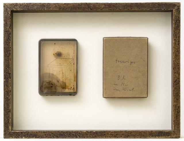 Dieter Roth, 'Trauriges Taschenzimmer', 1969, Galerie Thomas