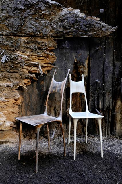 Nicolas Cesbron, 'Chairs', 2019, Antonine Catzéflis