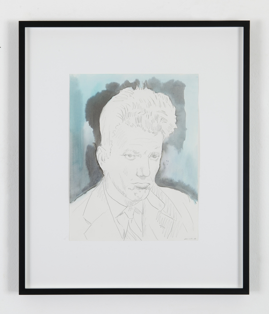 , 'Young T.Bernhard,' 2011, Eleni Koroneou