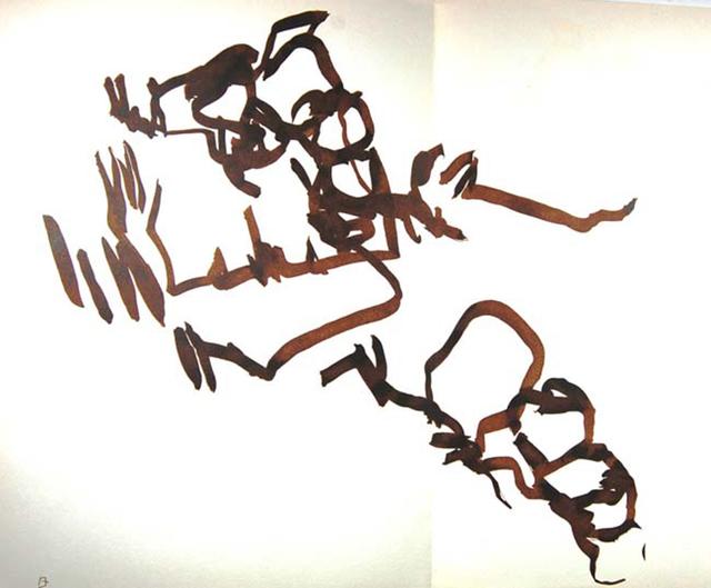 Eduardo Chillida, 'Untitled 2', 1961, Baterbys