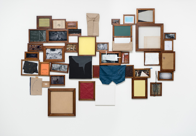 , 'Footnotes ,' 2015, Galeria Luisa Strina