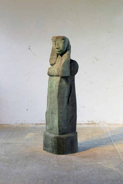 , 'Stele Erima,' 2006, DIE GALERIE