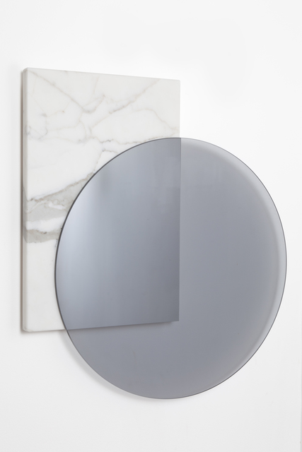 ", '""Intersection"" Mirror,' 2014, Galerie kreo"