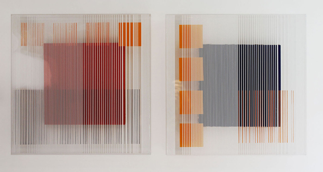 , 'Frequency Series,' 2015, Spotte Art