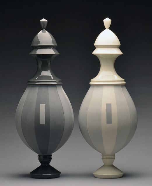 , 'Urns,' 2015, Ferrin Contemporary