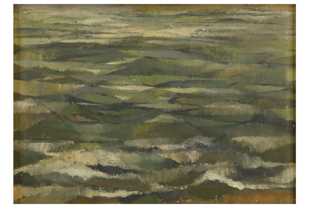 Bernard Myers, 'Seascape', Chiswick Auctions