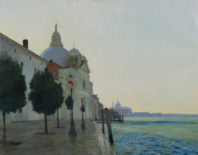 , 'Giudecca in Winter,' 2016, Grenning Gallery