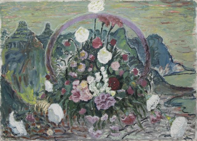 , 'Bouquet,' 1956, Gallerí Fold