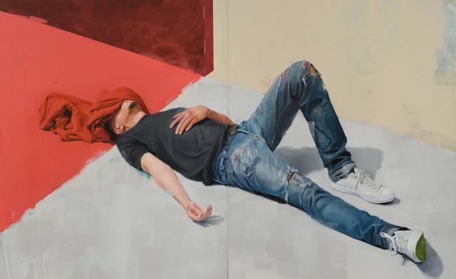 , 'Unarmed Truth ,' 2016, Lora Schlesinger Gallery