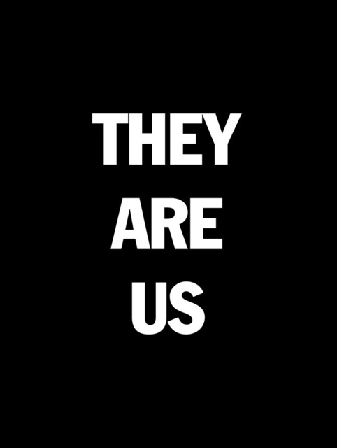 , 'They are Us, Us is Them,' 2017, Goodman Gallery