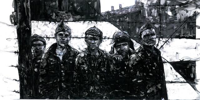 , 'Military Memoir,' 2018, Elgiz Museum