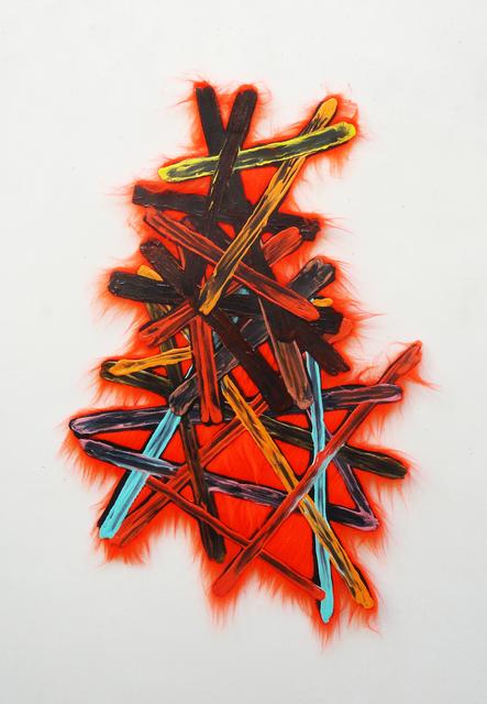, 'Fire Element,' 2017, Bruno David Gallery & Bruno David Projects