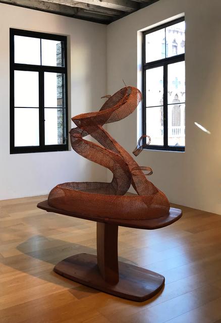 , 'Infinity,' 2018, International Sculpture Center